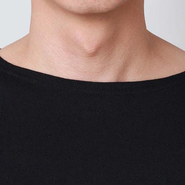 グッドオン GOOD ON  ロングスリーブ ボートネック Tシャツ L/S BOATNECK TEE - GOLT1901 メンズ トップス|figure-corners|05