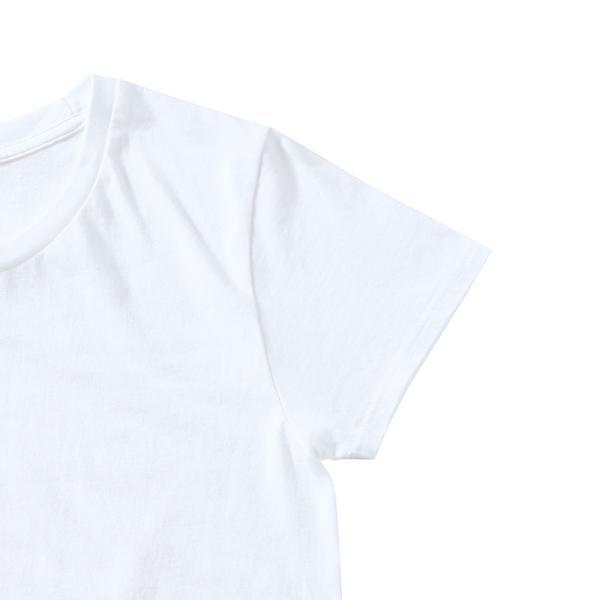 ヘインズ HANES Tシャツ 2P ジャパンフィット JapanFit forHER クルーネック crewneck T HW5320 レディース カットソー figure-corners 04