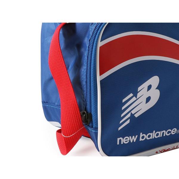 【ポイント3倍】ニューバランス NEW BALANCE JABL8706 プリントシューズケース - JABL8706 figure-corners 08