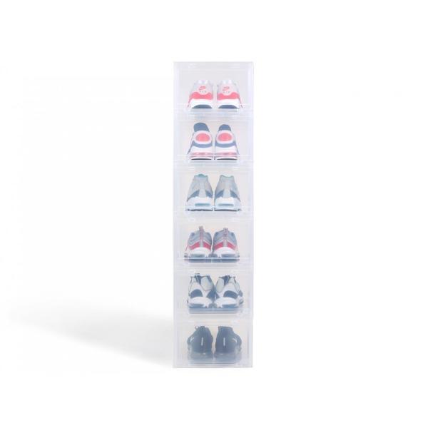 【ポイント10倍】タワーボックス TOWER BOX シューズボックス NORMAL TYPE TB0001 下駄箱 収納|figure-corners|11