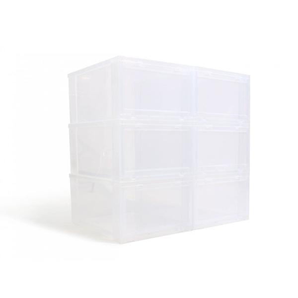 【ポイント10倍】タワーボックス TOWER BOX シューズボックス NORMAL TYPE TB0001 下駄箱 収納|figure-corners|13