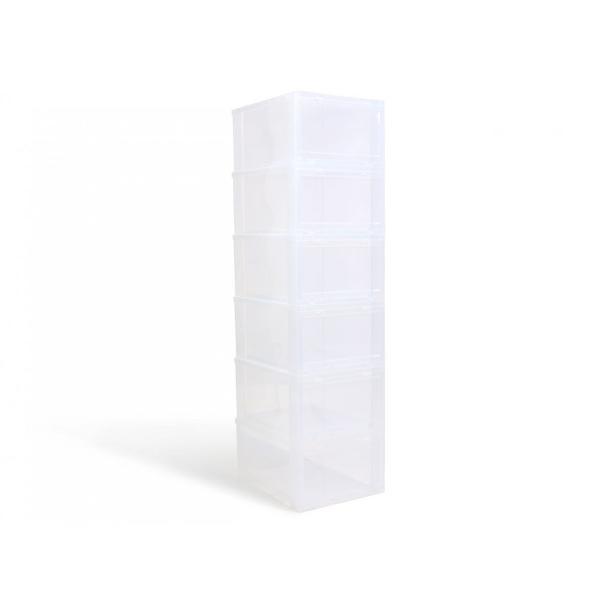【ポイント10倍】タワーボックス TOWER BOX シューズボックス NORMAL TYPE TB0001 下駄箱 収納|figure-corners|14