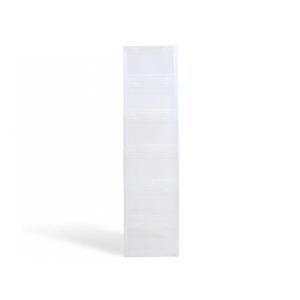 【ポイント10倍】タワーボックス TOWER BOX シューズボックス NORMAL TYPE TB0001 下駄箱 収納|figure-corners|15