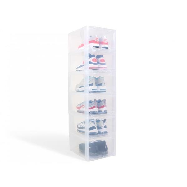 【ポイント10倍】タワーボックス TOWER BOX シューズボックス NORMAL TYPE TB0001 下駄箱 収納|figure-corners|10