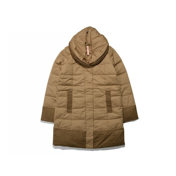 ヨソオウ YOSOOU TWO PIECE COLLAR COAT YO812012 レディース アウター|figure-corners|04