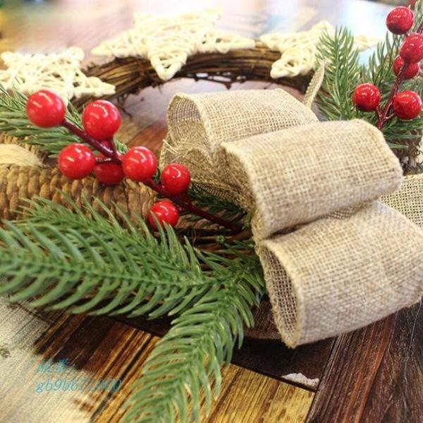 christmas クリスマス クリスマスリース ドア飾り 玄関飾り クリスマス装飾 花輪|fihone|04