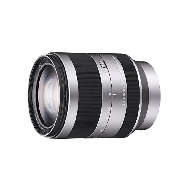 ソニー SONY 高倍率ズームレンズ E 18-200mm F3.5-6.3 OSS ソニー Eマウント用 APS-C専用 SEL18200
