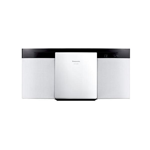 パナソニック ミニコンポ Bluetooth対応 ホワイト SC-HC295-W|fiinet