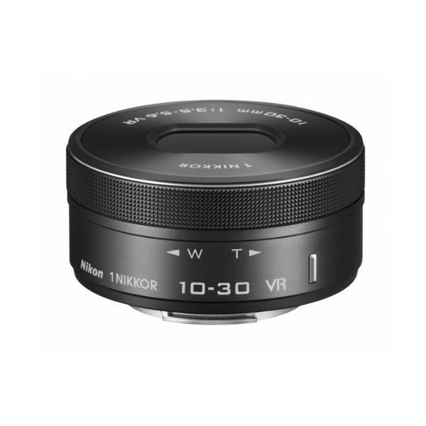 Nikon 標準ズームレンズ1 NIKKOR VR 10-30mm f/3.5-5.6 PD-ZOOM ブラック 1NVR10-30PDBK