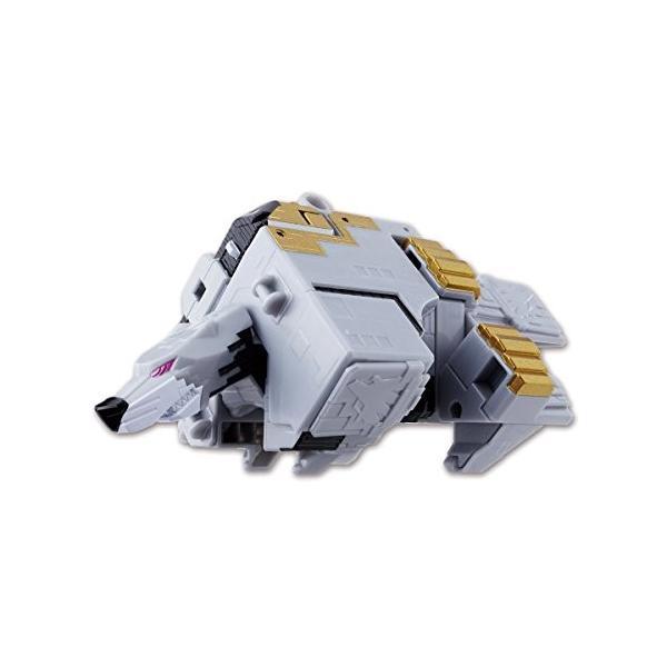 動物戦隊ジュウオウジャー ジュウオウキューブ8 動物合体 DXキューブウルフ|fiinet