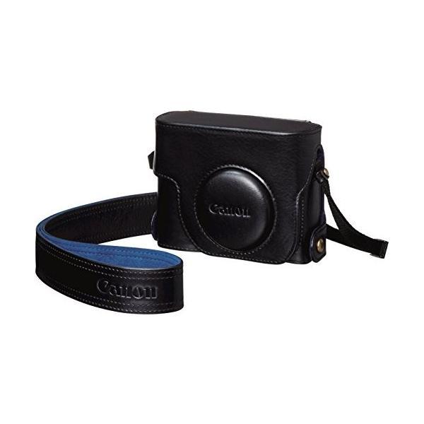 Canon デジタルカメラケース ブラック PSC-G2BK