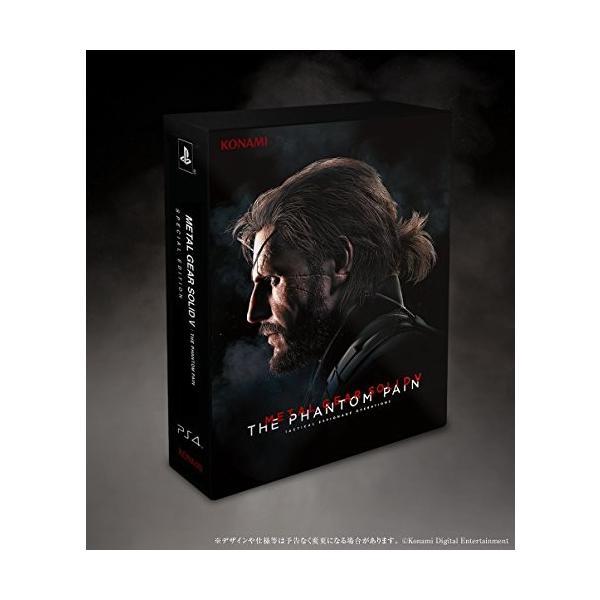 メタルギアソリッドV ファントムペイン SPECIAL EDITION - PS4 fiinet