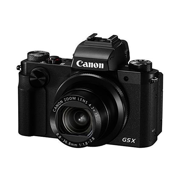 Canon デジタルカメラ PowerShot G5 X 光学4.2倍ズーム 1.0型センサー PSG5X