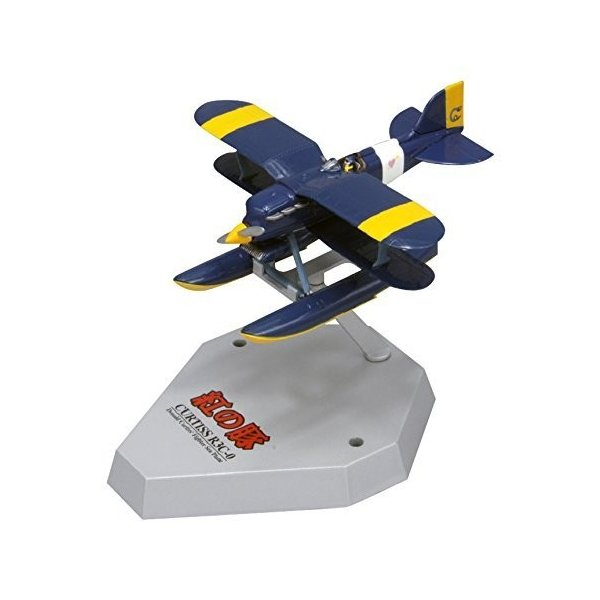 ファインモールド 紅の豚 カーチスR3C-0 非公然水上戦闘機 1/72スケール 塗装済み完成品 62502 fiinet