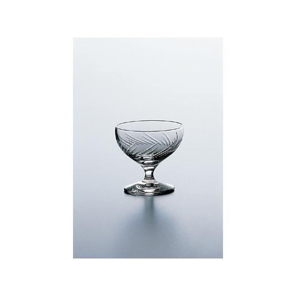 シャーベット ソルべ 6個セット 業務用強化グラス トラフ 東洋佐々木ガラス 30G67HS-E101