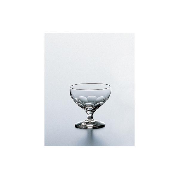 シャーベット ソルべ  6個セット 業務用強化グラス ラウト 東洋佐々木ガラス 30G67HS-E102