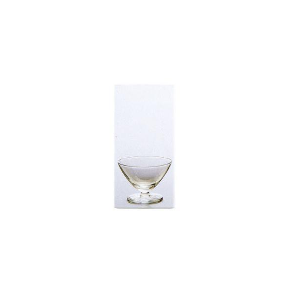 デザ−トグラス シャーベット 195ml 6個セット 業務用強化グラス アデリア H・AXドレッシー L-6642