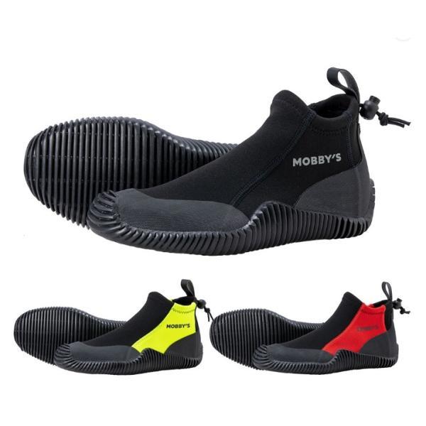 PWC マリンシューズ  MOBBY'S(モビーズ) OA-2480 ビーチシューズ OA2480