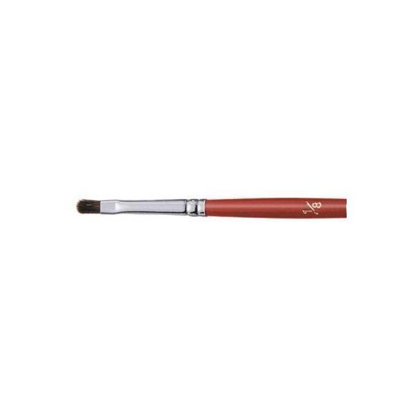スーパーーコントロール天然毛筆 ショートモップ筆1/8インチ290-5110