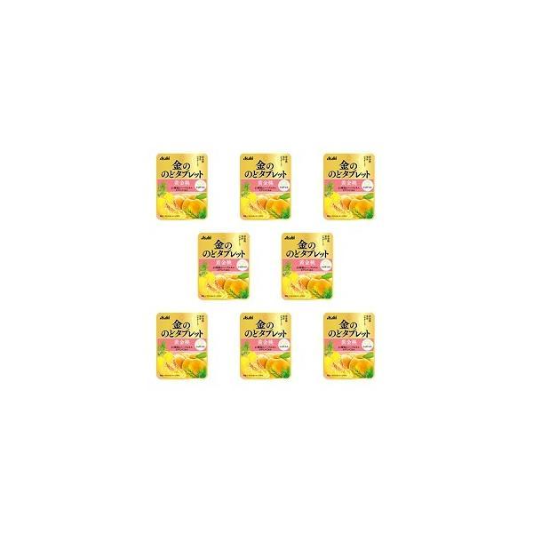 「アサヒ」 アサヒ 金ののどタブレット 黄金桃 15g×8袋 「フード・飲料」