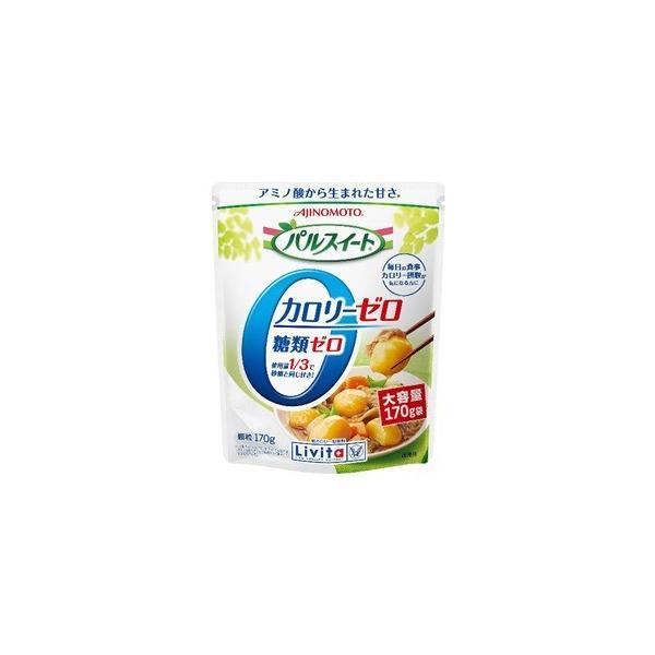 「大正製薬」 リビタ パルスイート カロリーゼロ 顆粒タイプ 170g 「健康食品」