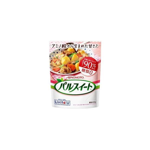 「大正製薬」 リビタ パルスイート 顆粒 袋入 200g  「健康食品」