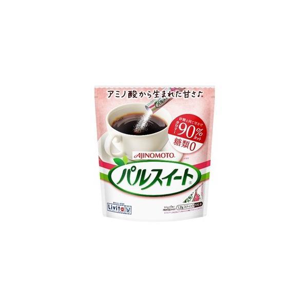 「大正製薬」 リビタ パルスイート 顆粒 スティック 1.2g×100本入 「健康食品」
