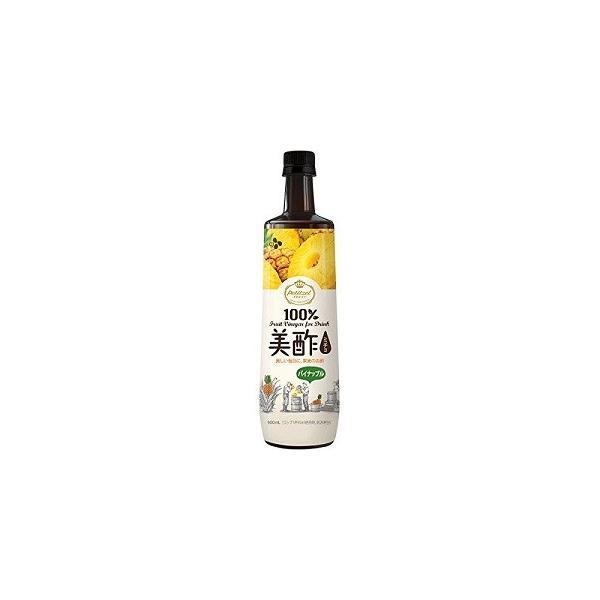 「シージェイジャパン」 美酢 (ミチョ) パイナップル 900mL 「フード・飲料」