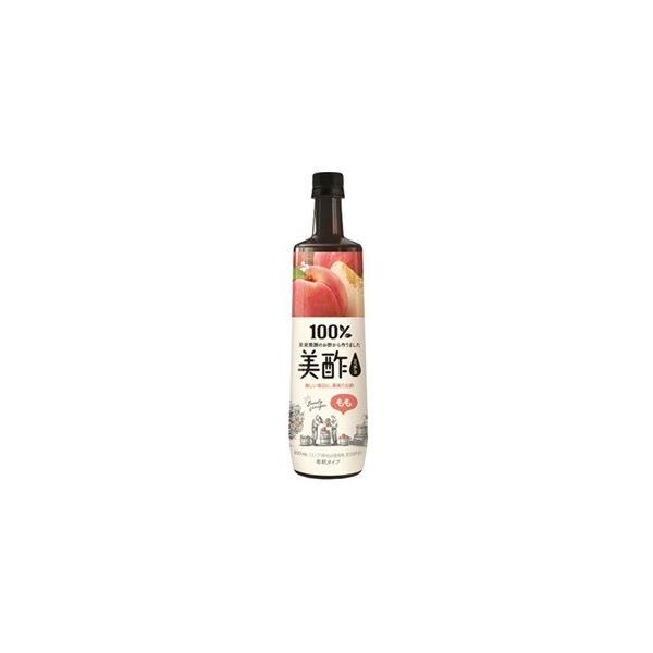 「シージェイジャパン」 美酢 (ミチョ) もも 900mL 「フード・飲料」