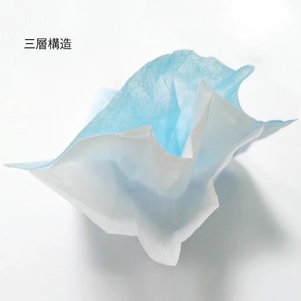 マスク 入荷 50枚セット + 10枚 合計60枚入り 在庫あり 使い捨て 三層構造 花粉 ウィルス飛沫対策 男女兼用|fiprin|05