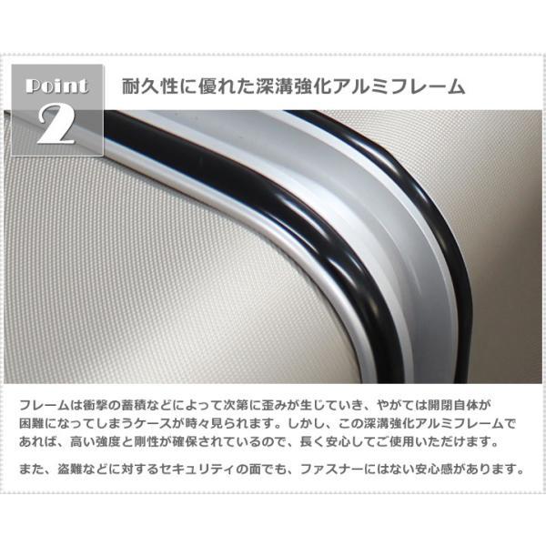 キャリーケース  機内持ち込み スーツケース キャリーバッグ SS サイズ  深溝フレーム Wキャスター TSAロック first-shop 04