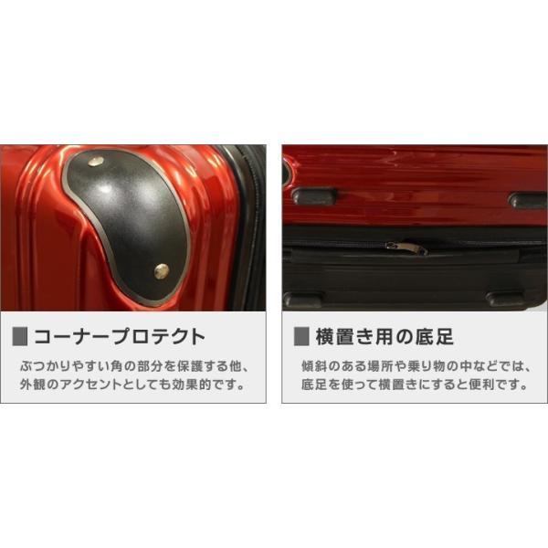 スーツケース Wキャスター キャリーバッグ 大型 Lサイズ キャリーバック 超軽量 5035シリーズ first-shop 05