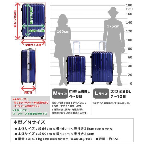 超軽量 スーツケース 中型 キャリーバッグ キャリーバック|first-shop|14