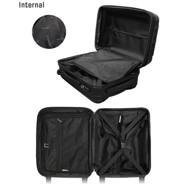 スーツケース M/MSサイズ 中型/セミ中型  超軽量  キャリーケース ファスナータイプ キャリーバック|first-shop|08