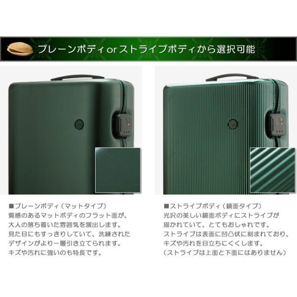 スーツケース 中型 Mサイズ 高品質ファスナータイプ キャリーバッグ キャリーケース|first-shop|12