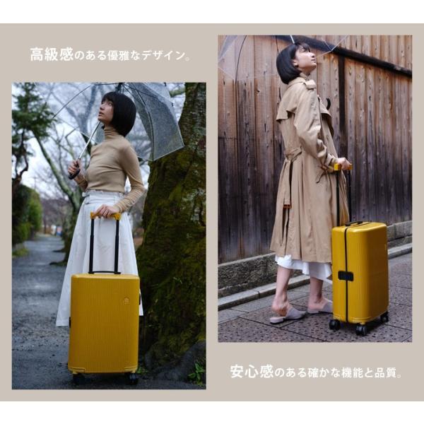 スーツケース 中型 Mサイズ 高品質ファスナータイプ キャリーバッグ キャリーケース|first-shop|06