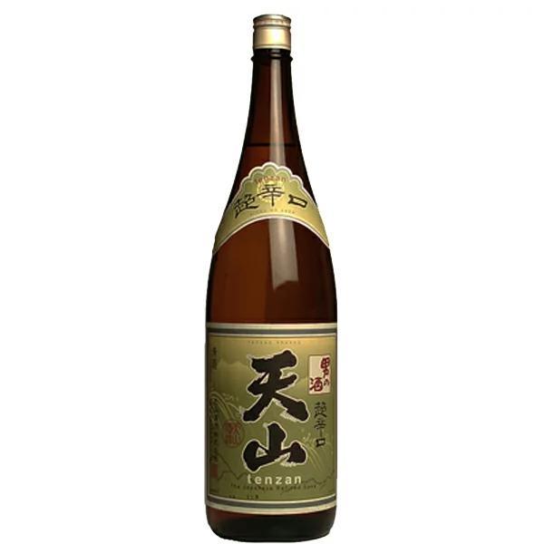 天山 [本醸造酒]