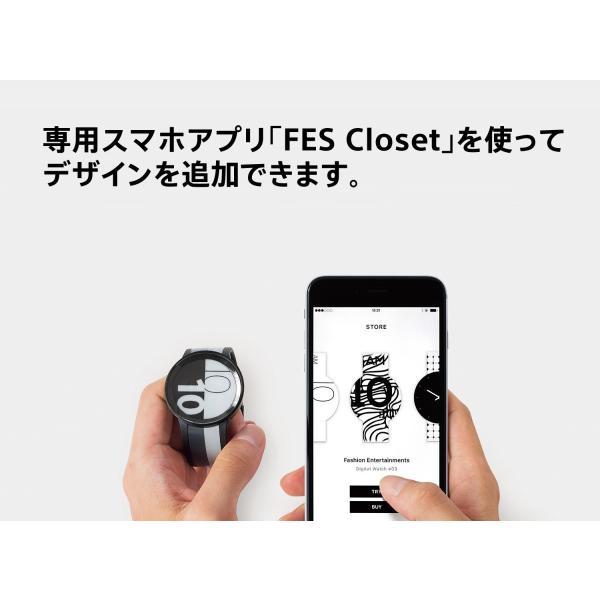 FES Watch U Premium Black クリスマスギフトセット|firstflight|05