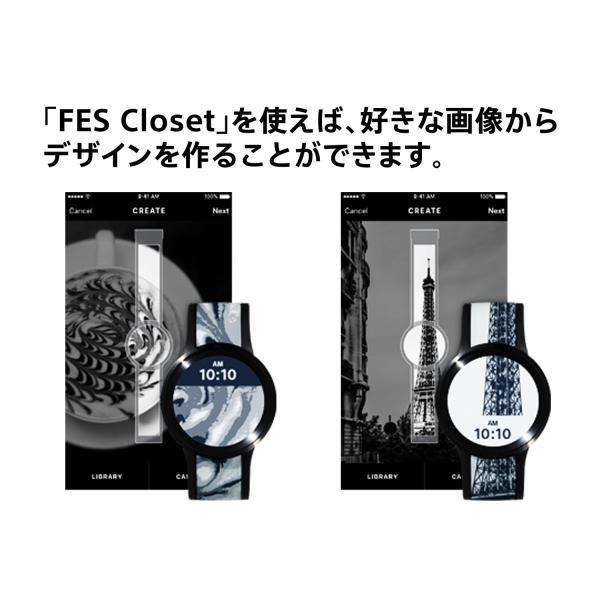 FES Watch U Premium Black クリスマスギフトセット|firstflight|06