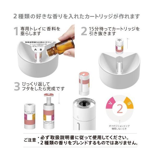 AROMASTIC Gift Box W001(クリスマスギフト仕様)|firstflight|06
