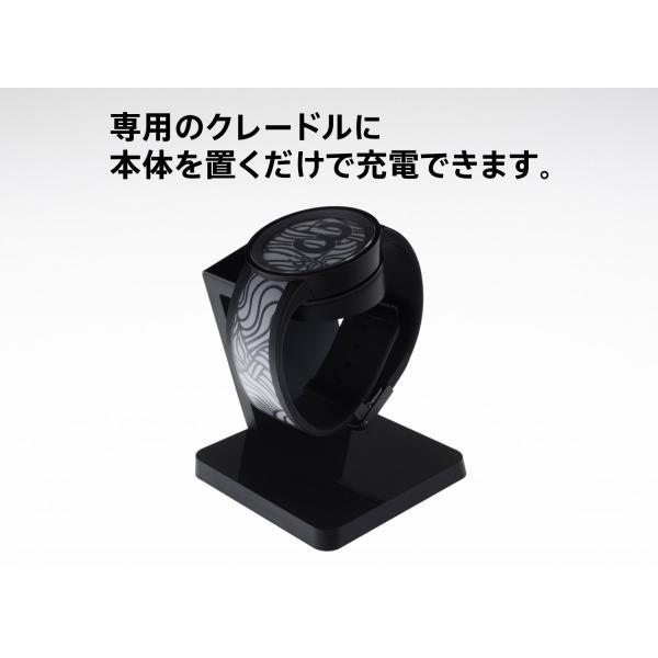 タツノコプロ55周年記念別注品 FES Watch U Premium Black|firstflight|14