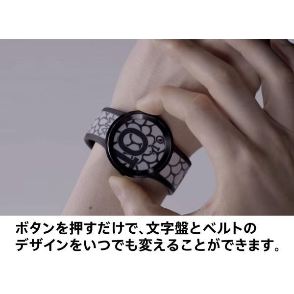 タツノコプロ55周年記念別注品 FES Watch U Silver|firstflight|11