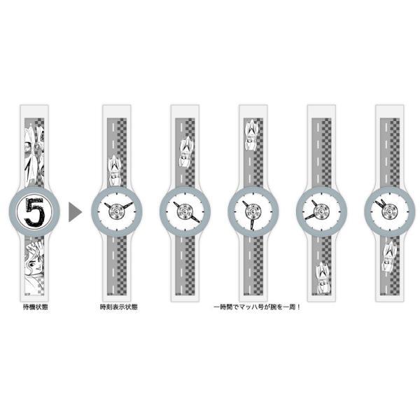 タツノコプロ55周年記念別注品 FES Watch U Silver|firstflight|06