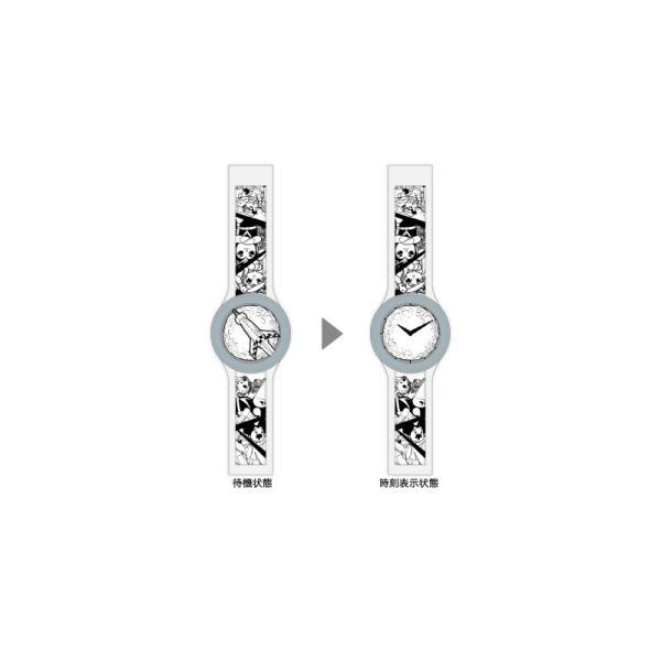 タツノコプロ55周年記念別注品 FES Watch U Silver|firstflight|07