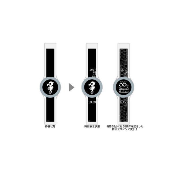 タツノコプロ55周年記念別注品 FES Watch U Silver|firstflight|08