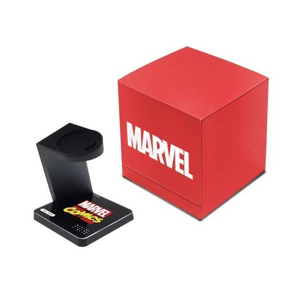 FES Watch U MARVEL Comics 別注モデル (Premium Black)|firstflight|04