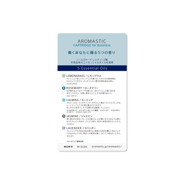 AROMASTIC All-in-one kit for Business (オールインワンキット for Business)|firstflight|04