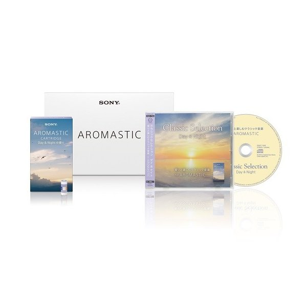 AROMASTIC Day&Nightの香り CDセット|firstflight
