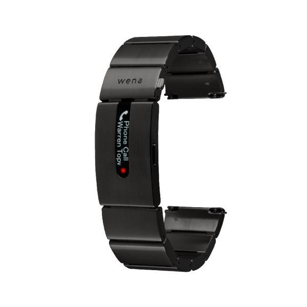 wena wrist pro Premium Black|firstflight