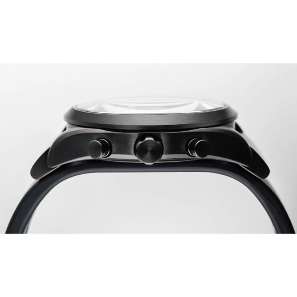 wena wrist Chronograph Solar Silver|firstflight|02